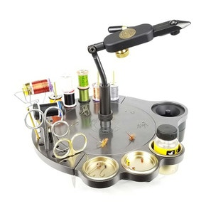 TyWheel - Complete Fly Tying Work Surface Set