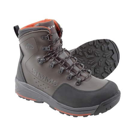 Simms Freestone Rubber Sole Wading Boots