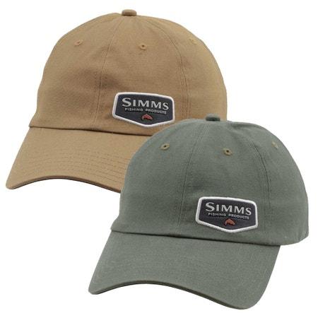 Simms Oil Cloth Cap