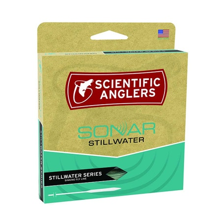Scientific Anglers Sonar Stillwater Clear Camo Intermediate Fly Line