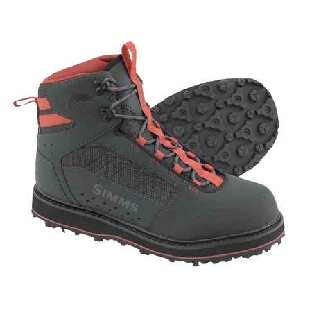 Simms Tributary Vibram Rubber Sole Wading Boots
