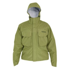 Vision Forest Green Vector Wading Jacket
