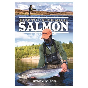 How To Catch More Salmon Book - Henry Giles