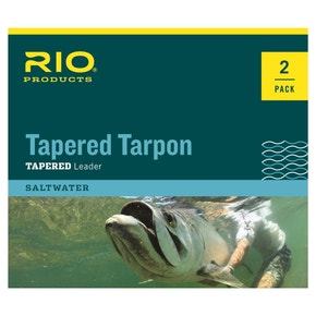 RIO Tarpon Tapered Leaders (2 Pack)