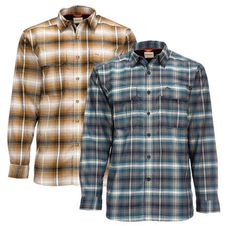 Simms Coldweather Fishing Shirt