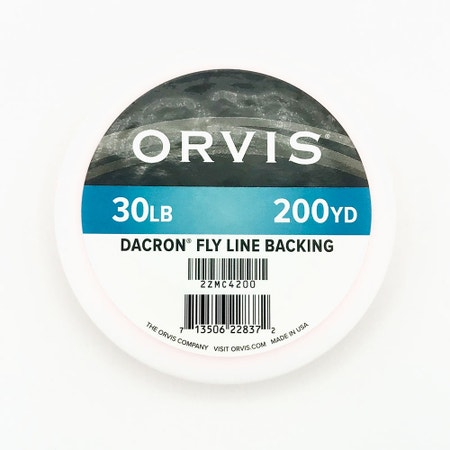 Orvis Dacron Fly Line Backing