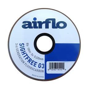 Airflo Sightfree G3 Fluorocarbon Tippet