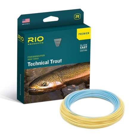 RIO Technical Trout Premier Floating Fly Line