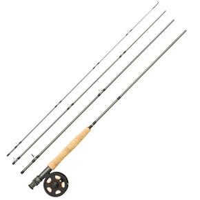 Greys K4ST Fly Fishing Combo Kit