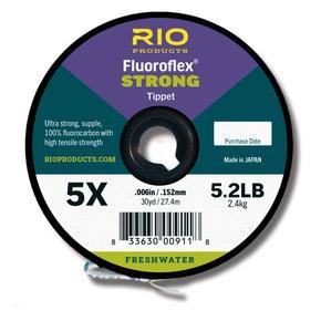 RIO Fluoroflex Strong Fluorocarbon Tippet
