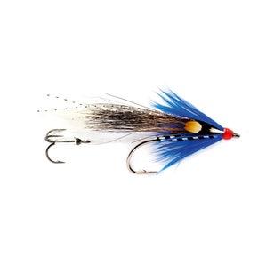 Fulling Mill Squirrel Blue & Silver (flying treble)