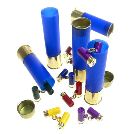 Coloured Cartridge Cufflinks