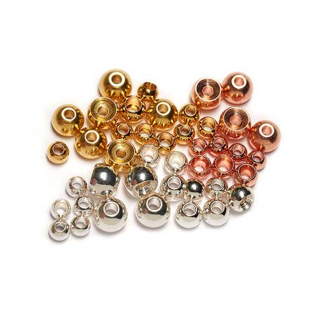 Veniards Gold, Silver and Copper Beads