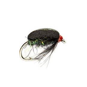 Fulling Mill Coch Y Bonddu Beetle Dry Fly
