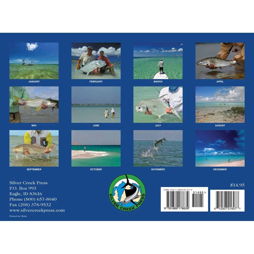 saltwater fly fishing 2016 calendar. Black Bedroom Furniture Sets. Home Design Ideas