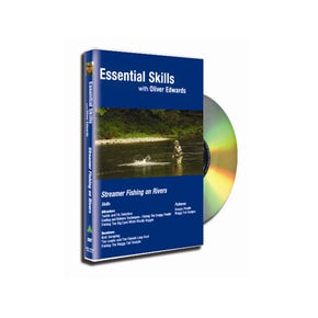 Essential Skills DVD 6 with Oliver Edwards - Streamer Fishing on Rivers