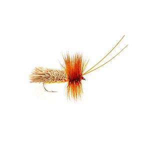 Fulling Mill Goddard Amber Caddis Dry Fly