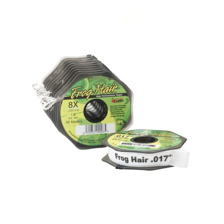 Frog Hair Copolymer Tippet