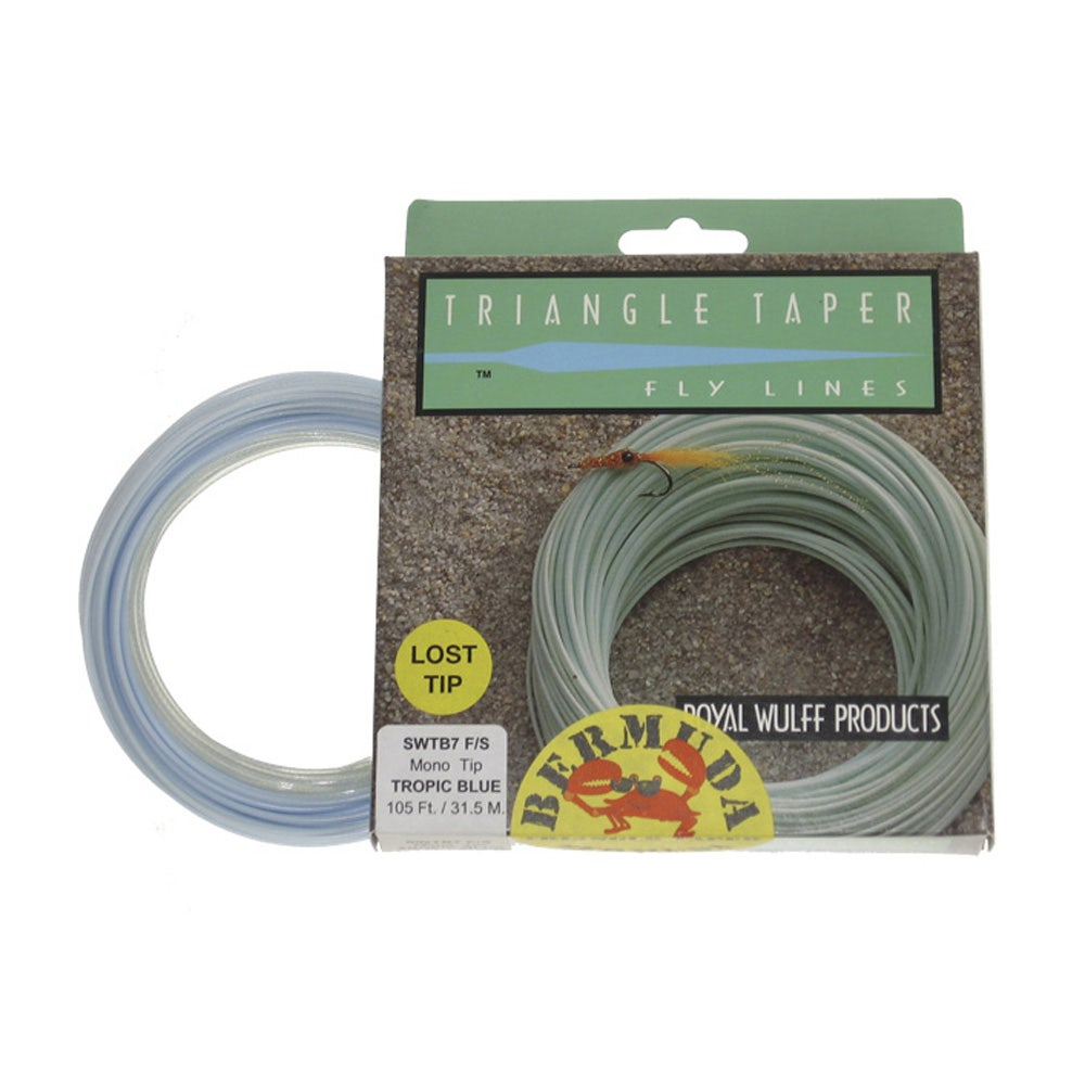 Product Image Lee Wulff Bermuda Lost Tip Fly Line
