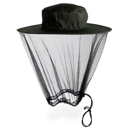Lifesystems Mosquito Head Net Hat
