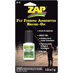Zap-A-Gap Brush On Fishing Glue