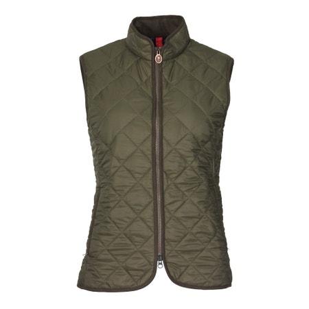 Laksen Audley Quilted Ladies Vest