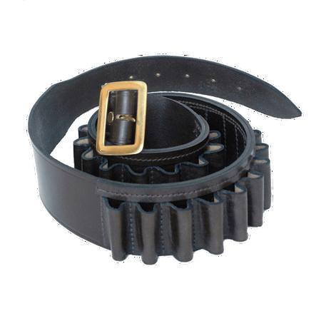 Croots Malton Bridle Leather 12 Gauge Cartridge Belt