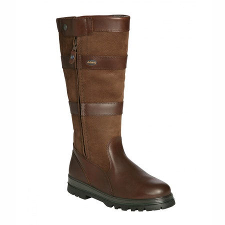 Dubarry Unisex Wexford Leather Boots