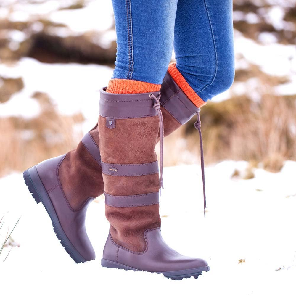 Dubarry Galway Leather Boots | Leather Boots | Dubarry Boots