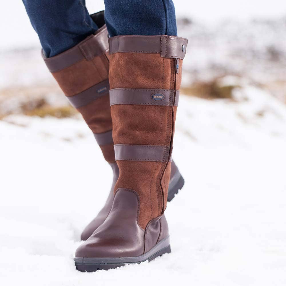 Dubarry Unisex Leather Wexford Boot Farlows Country