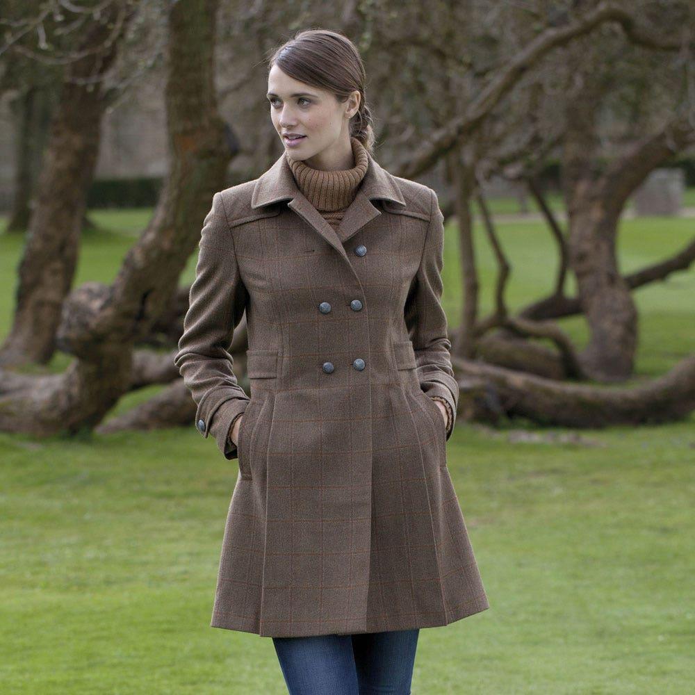 Dubarry Hawthorn Tweed Coat | Farlows