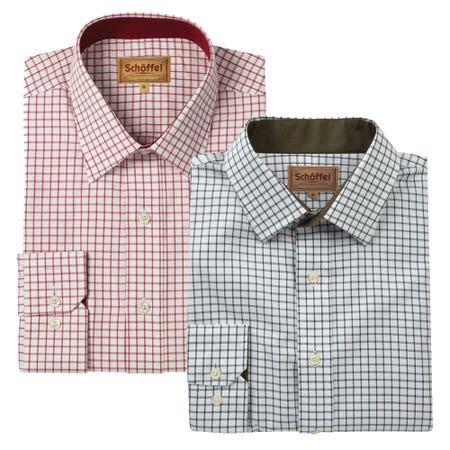 Schoffel Cambridge Cotton Check Shirt