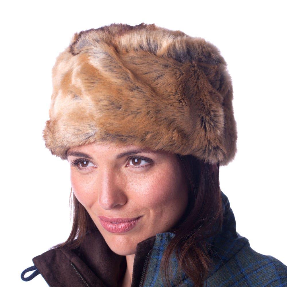 Dubarry Avoca Fur Hat Fur Hats Ladies Hats Faux Fur