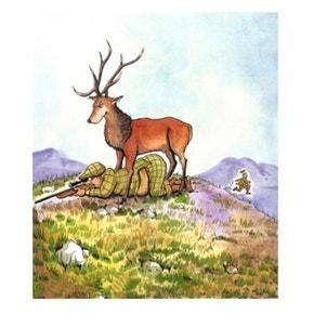 Oliver Preston Gift Card - Deerstalker Scotland