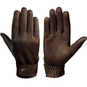 Laksen Handmade London Leather Shooting Gloves