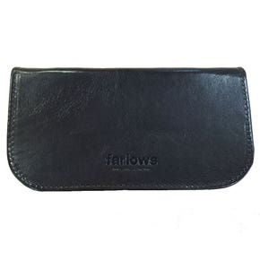 Farlows Leather Fly Wallet