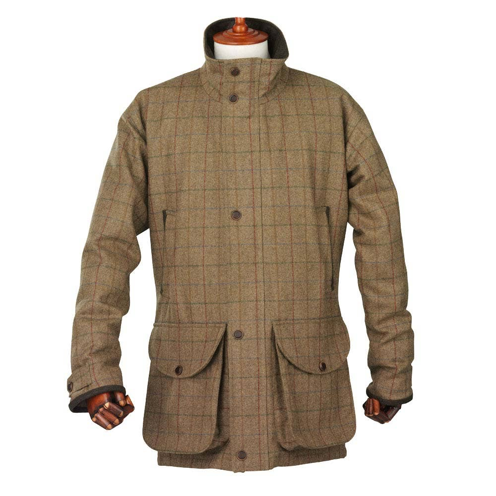 Tweed Shooting Coat | Fashion Women's Coat 2017