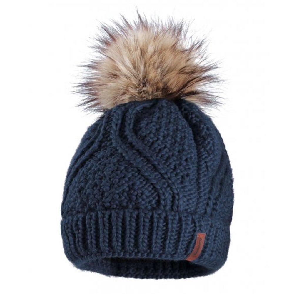 Schoffel Tenies Knitted Wool Bobble Hat  8f3b29680ea