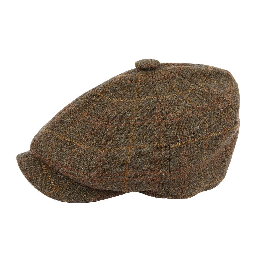 Farlows Classic 8 Piece Tweed Hat  2fe729da6a2d