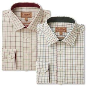 Schoffel Burnham Cotton Shirt