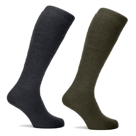 Farlows Ranger Knitted Knee High Boot Socks
