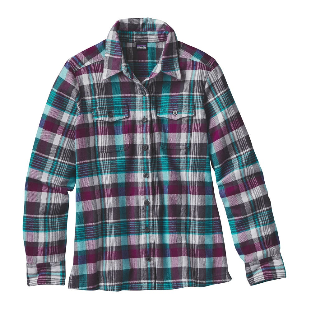 Patagonia Women S Fjord Flannel Shirt Farlows