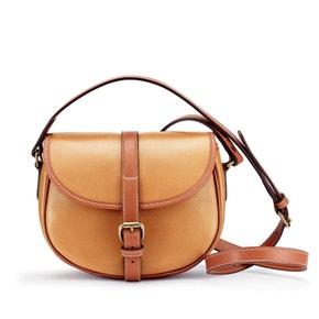 Tusting Tan Cardington Leather Handbag