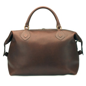 Tusting Sundance Leather Large Explorer Bag