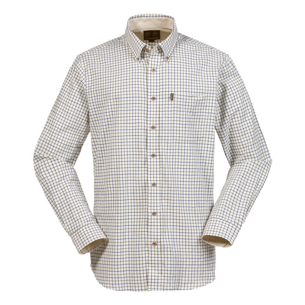 Musto classic button down check shirt farlows for Preppy button down shirts
