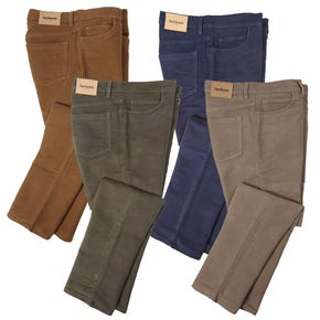 Farlows Five Pocket Moleskin Jeans