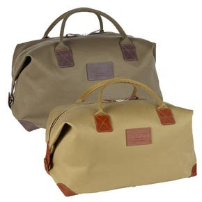 Farlows Large Classic Canvas Holdall