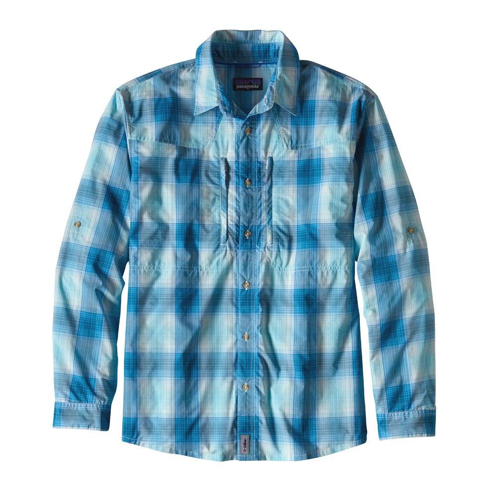 Patagonia Long Sleeved Sun Stretch Shirt Farlows