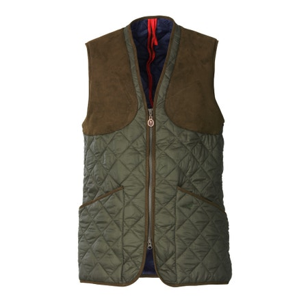 Laksen Ludlow Quilted Shooting Vest