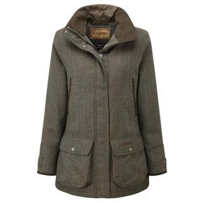 Schoffel Ladies Ptarmigan Cavell Tweed Shooting Coat
